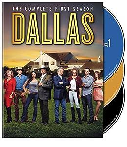 Dallas: The Complete First Season [DVD] [Region 1] [US Import] [NTSC]