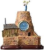 (天空の城ラピュタ) 街並み置時計コレクション パズーの家
