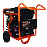5734 GENERAC GP15000E ELECTRIC START PORTABLE GENERATOR