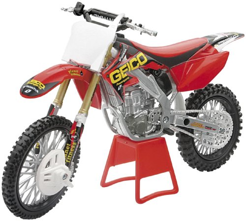 New Ray Toys Offroad 1:12 Scale Motorcycle Geico Powersports Lites Riders