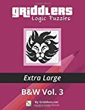 Griddlers Logic Puzzles: Extra Large (Volume 3)