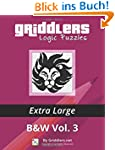 Griddlers Logic Puzzles: Extra Large