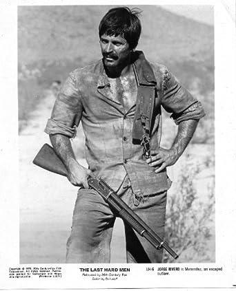 Jorge Rivero Last Hard Man original Photo L4415 at Amazon