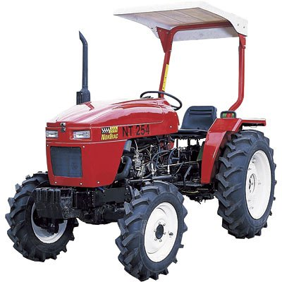 Tractors and Tractor Parts