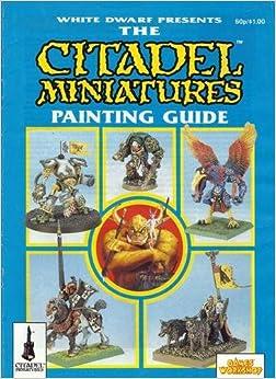 citadel miniatures modelling guide | eBay