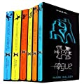 Mark Walden 7 Books Collection Set (H.I.V.E Series) (Aftershock, Rogue, Higher School of Villainous Education, Escape Velocity, Zero hour, Dreadnought, The Overlord protocol)