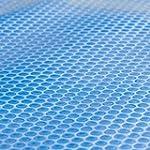 B�che solaire � bulles pour piscine -...