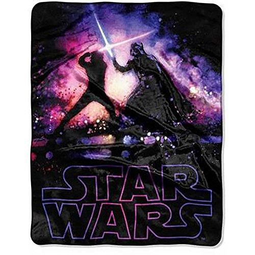 Star Wars Epic Duel Throw Blanket