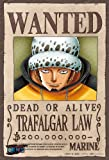 One Piece Trafalgar Law Wanted Poster Puzzle 150 Piece (japan import)