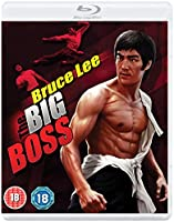 The Big Boss (Dual Format Blu-ray & DVD)