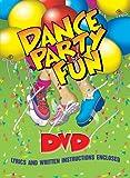 DANCE PARTY FUN DVD--Childrens Books & Music-Audio/visual-Dvd & Vhs
