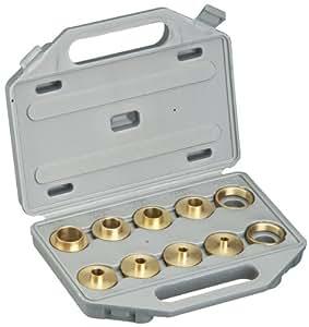 Shop Fox D3117 Brass Guide Bushing Set