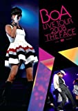 BoA DVD 「BoA LIVE TOUR 2008 -THE FACE-」