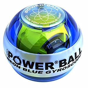 Powerball Neon Regular Bleu