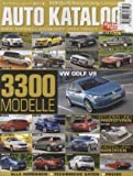 Auto-Katalog 2013