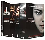 Stephenie Meyer Stephenie Meyer Twilight Saga Collection 5 Books Set Pack RRP: £47.95 (Twilight, New Moon, Eclipse, Breaking Dawn, The Short Second Life of Bree Tanner HARDBACK) (Stephenie Meyer Twilight Saga)