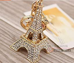 1 X Eiffel Tower Key Chain Favors by DM
