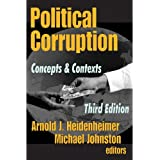 Political Corruption: Readings in Comparative Analyis