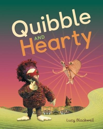 Quibble and Hearty [Blackwell, Lucy] (Tapa Blanda)