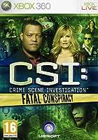 CSI: Fatal Conspiracy (Xbox 360)