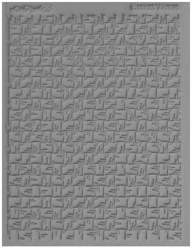 Lisa Pavelka 527095 Texture Stamp Basketweave