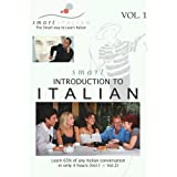 SmartItalian - Introduction to Italian, Audio CDs, Vol.1by Christian Aubert