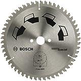 Bosch 2609256891 DIY Kreissägeblatt Special 190 x 2 x 20/16,Z54