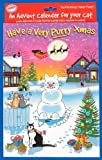Cat Christmas Advent Calendar, Hatchwells, Catnip Flavour Treats