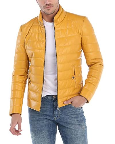 GIORGIO DI MARE Lederjacke Leather Jacket