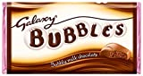 Galaxy Bubbles Milk Chocolate 100 g (Pack of 24)