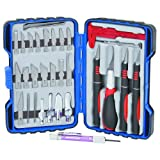 ABC Products - {Final Clost- Out} ~ 33 Piece Set - All-Purpose - Hobby - Tool and Knife... by dist e & h company