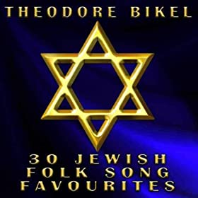 30 Jewish Folk Song Favourites