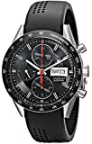 TAG Heuer Men's CV201AH.FT6014 Self-Wind Stainless Steel Watch