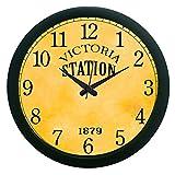 MeSleep Vinatge Victoria Wall Clock (With Glass)