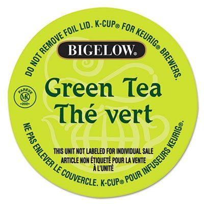 Bigelow K-Cup Portion Pack For Keurig Brewers, Green Tea, 24 Count front-339477