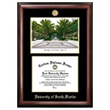 South Florida Bulls Diploma Frame with Limited Edition Lithograph