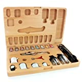 Aztek Ultimate Metal Airbrush Set with Wood Case by Aztek