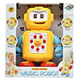 Lollipop Learning Machine Music Robot