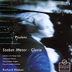 Poulenc Sacred Vocal Works by Virgin