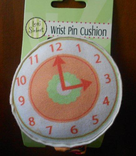 Wrist Pin Cushion Watch (Tangerine Color)