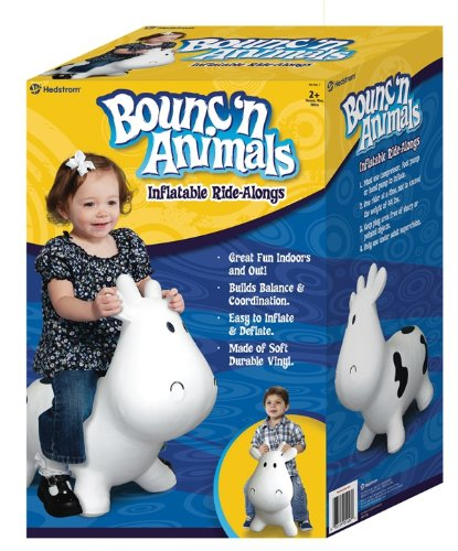 Inflatable Horse Bouncer front-596762