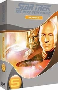 Star Trek - La nouvelle génération - Intégrale saison 5 - Import langue franç...