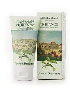Speziali Fiorentini Tea Hand Cream, White, 2.5 Ounce