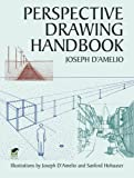 img - for Perspective Drawing Handbook (Dover Art Instruction) book / textbook / text book