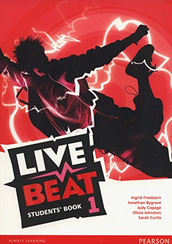 Live Beat 1 Students' Book (Upbeat)