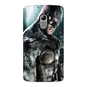 Knight Force Multicolor Back Case Cover for Lenovo K4 Note