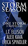 img - for Storm Season ~ One Storm, 3 Novellas book / textbook / text book