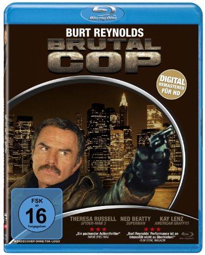 Brutal Cop [Blu-ray]
