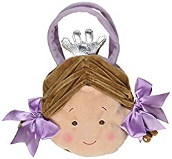 North American Bear Company Goody Bag Princess Purple