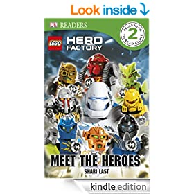 LEGO� Hero Factory Meet the Heroes (DK Reader Level 2)